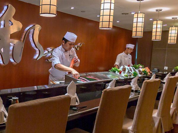 Mandarin Oriental Kuala Lumpur Wasabi Bistro