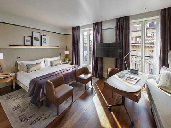 Mandarin Oriental Milan Deluxe Room