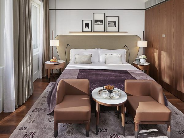 Mandarin Oriental Milan Executive Suite