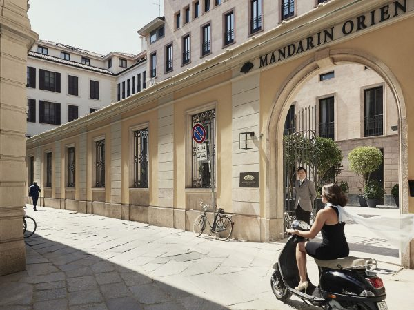 Mandarin Oriental Milan Exterior