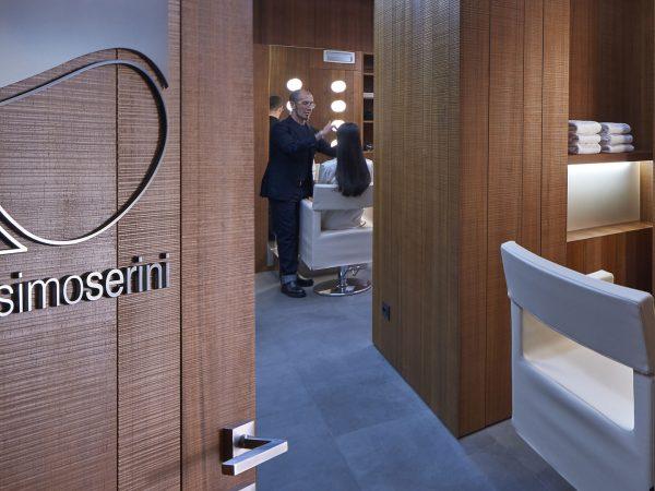 Mandarin Oriental Milan Hair Styling by Massimo Serini