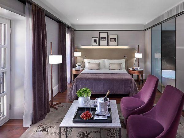 Mandarin Oriental Milan Junior Suite