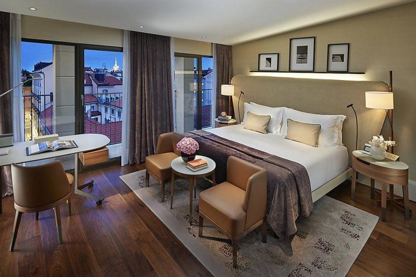 Mandarin Oriental Milan Mandarin Room