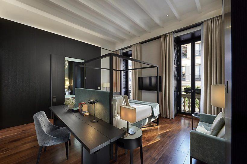 Mandarin Oriental Milan Presidential suite