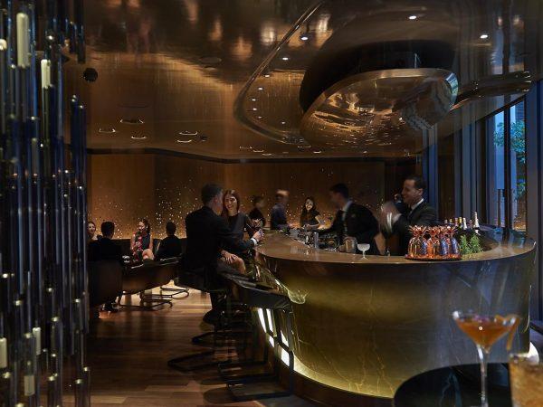 Mandarin Oriental Paris Bar