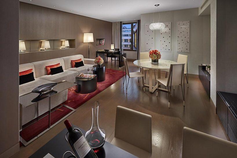 Mandarin Oriental Paris Couture Suite