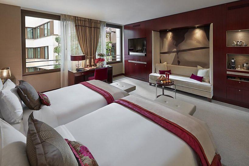 Mandarin Oriental Paris Deluxe Room