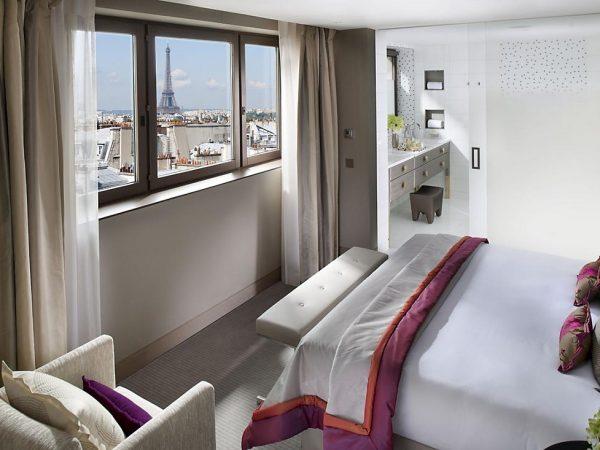 Mandarin Oriental Paris Duplex Suite