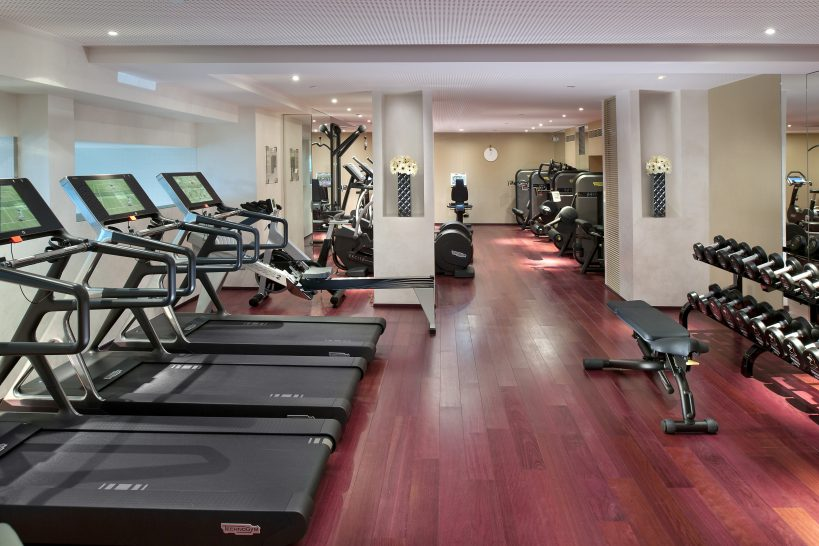 Mandarin Oriental Paris Fitness & Wellness