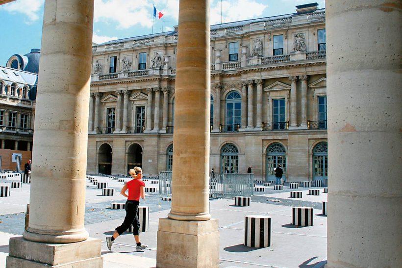 Mandarin Oriental Paris Jogging