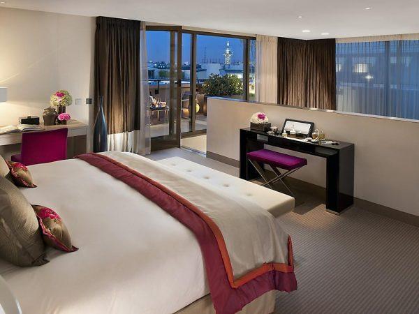Mandarin Oriental Paris Panoramic Suite