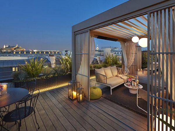 Mandarin Oriental Paris Penthouse Floor