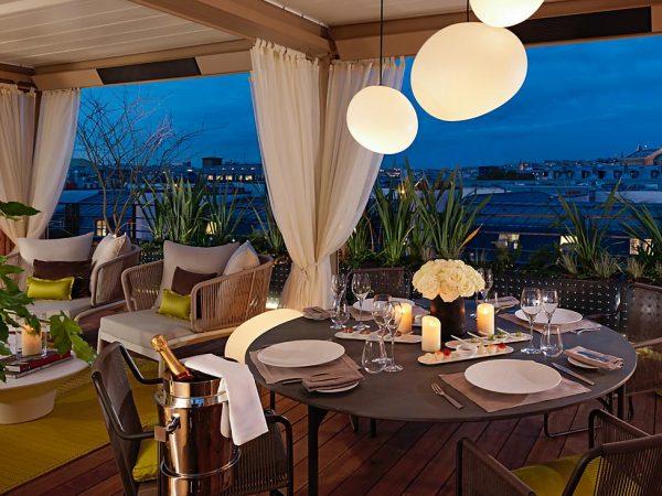 Mandarin Oriental Paris Royale Orientale Suite