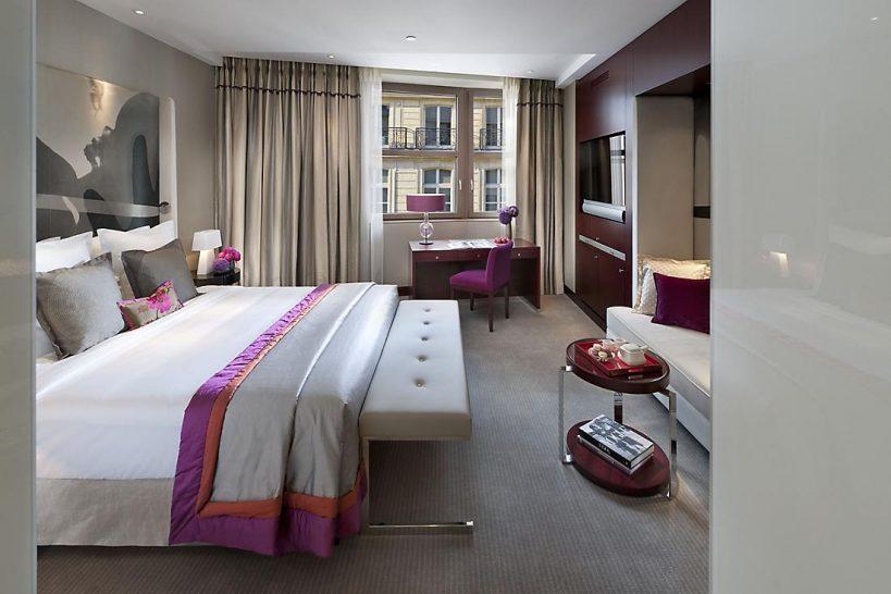 Mandarin Oriental Paris Superior Room