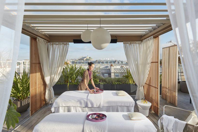 Mandarin Oriental Paris Spa Treatments