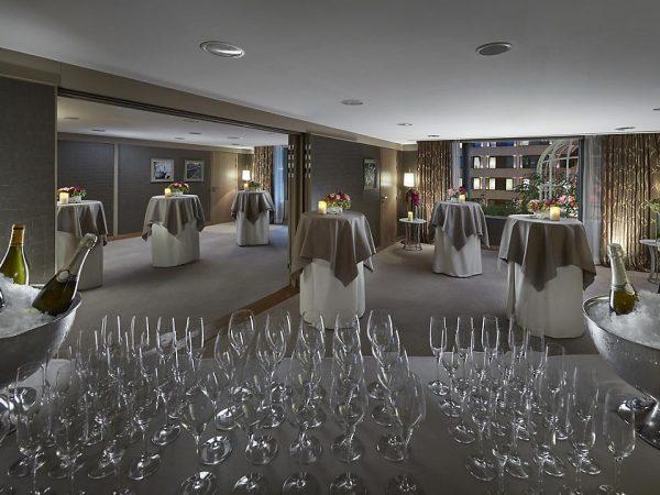 Mandarin Oriental Paris private dinners