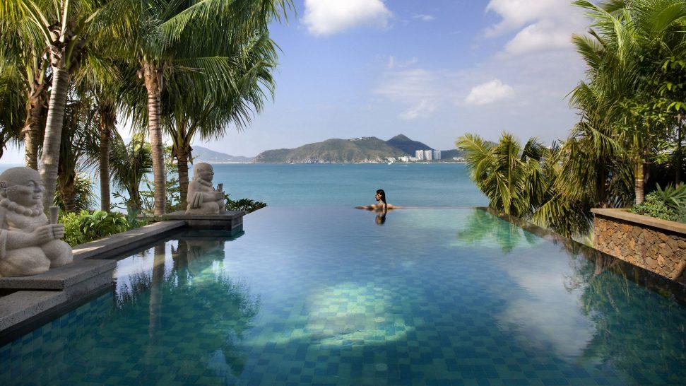Mandarin Oriental Sanya Coral Bay Deluxe Villa