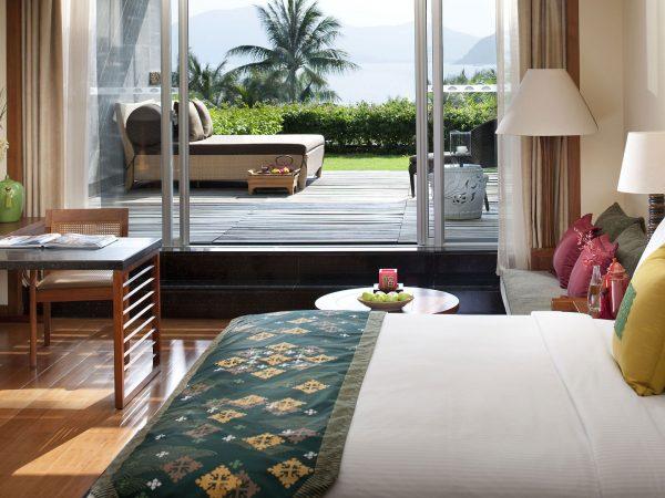 Mandarin Oriental Sanya Deluxe Garden View Room