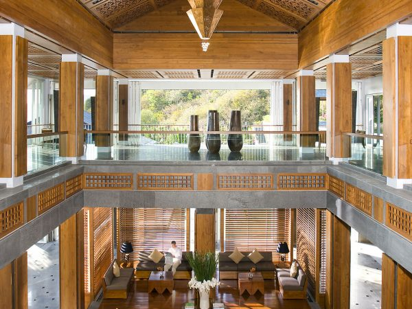 Mandarin Oriental Sanya Lobby