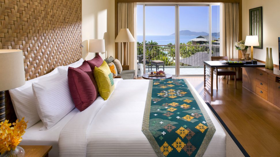Mandarin Oriental Sanya Ocean View Room