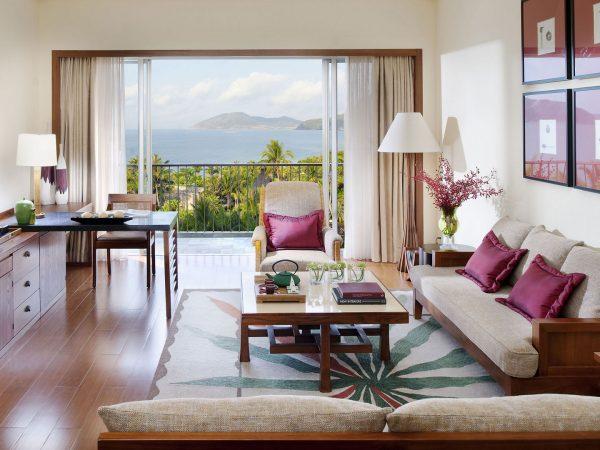 Mandarin Oriental Sanya Ocean View Suite