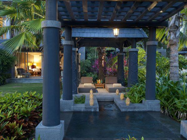 Mandarin Oriental Sanya Oceanfront Pavilion with Plunge Pool