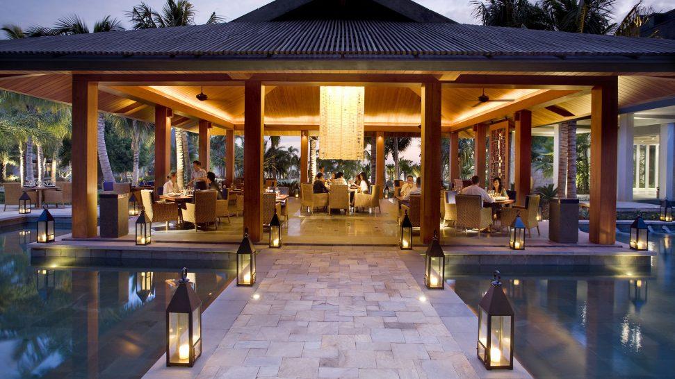 Mandarin Oriental Sanya Pavilion
