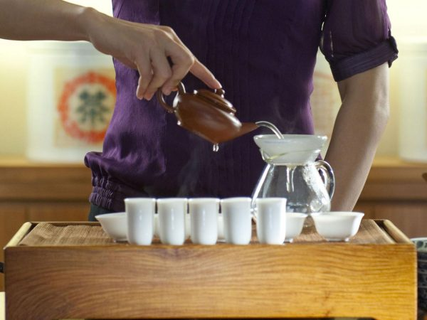 Mandarin Oriental Sanya Phoenix Tea House
