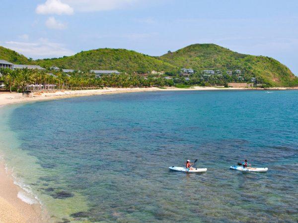 Mandarin Oriental Sanya Sea View
