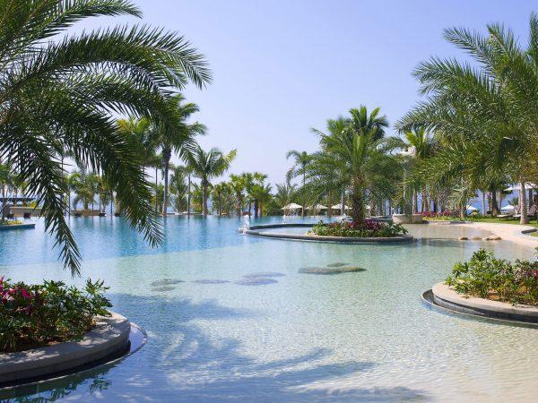 Mandarin Oriental Sanya Swimming Pool