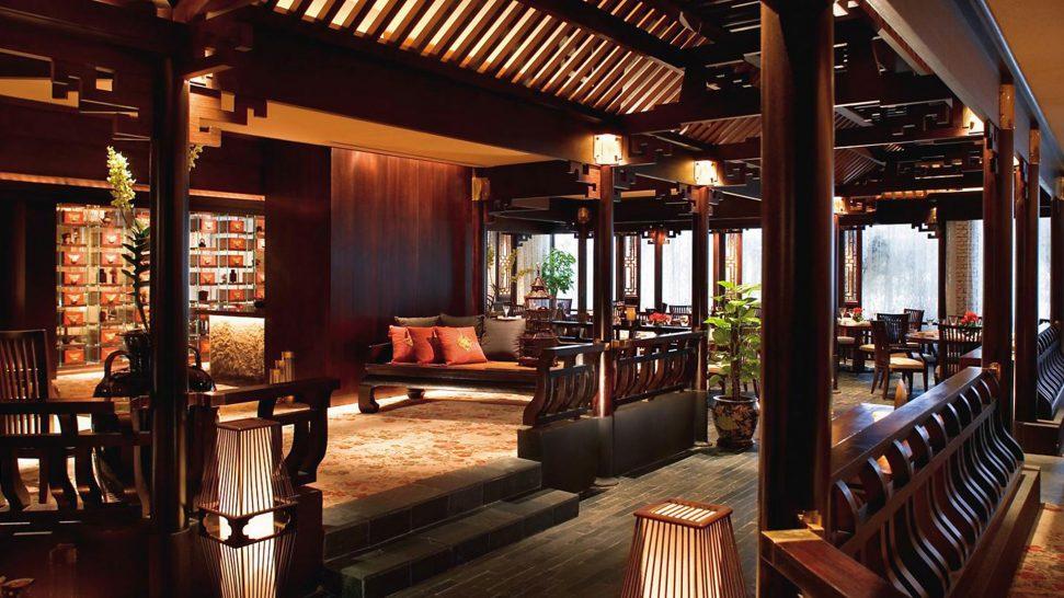 Mandarin Oriental Singapore Cherry Garden