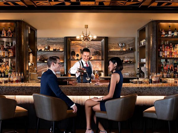 Mandarin Oriental Singapore Mo Bar