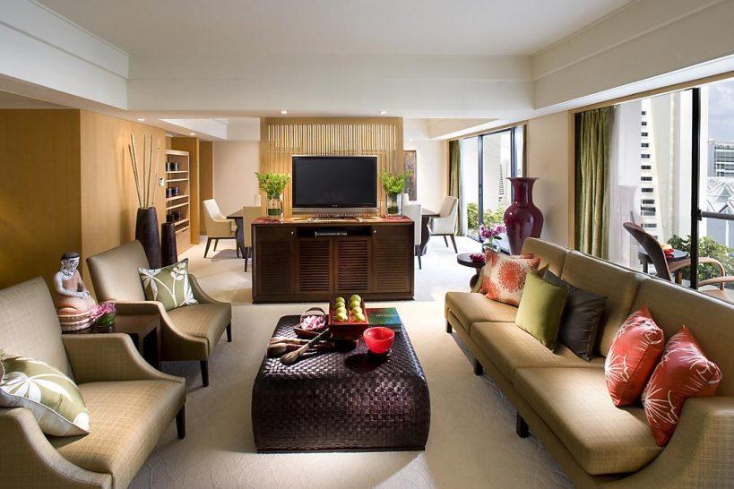 Mandarin Oriental Singapore mandarin suite