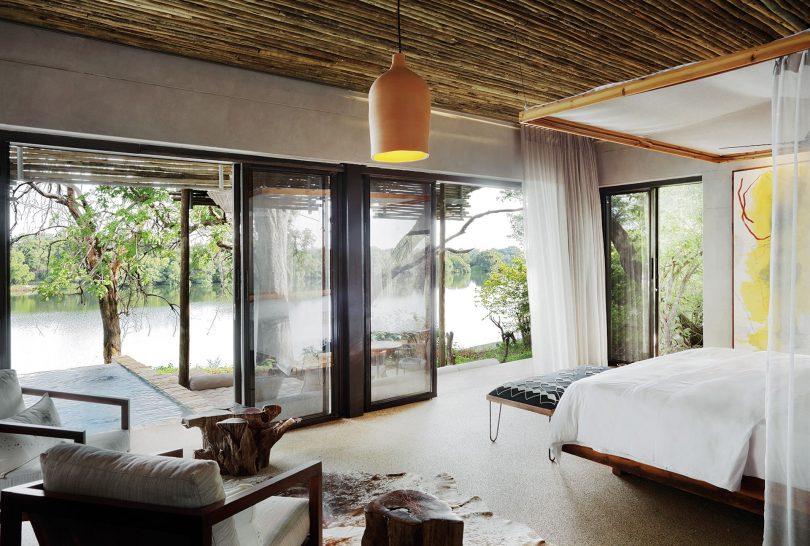 Matetsi River Lodge Suite
