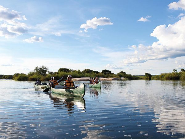 Matetsi River Lodge ride