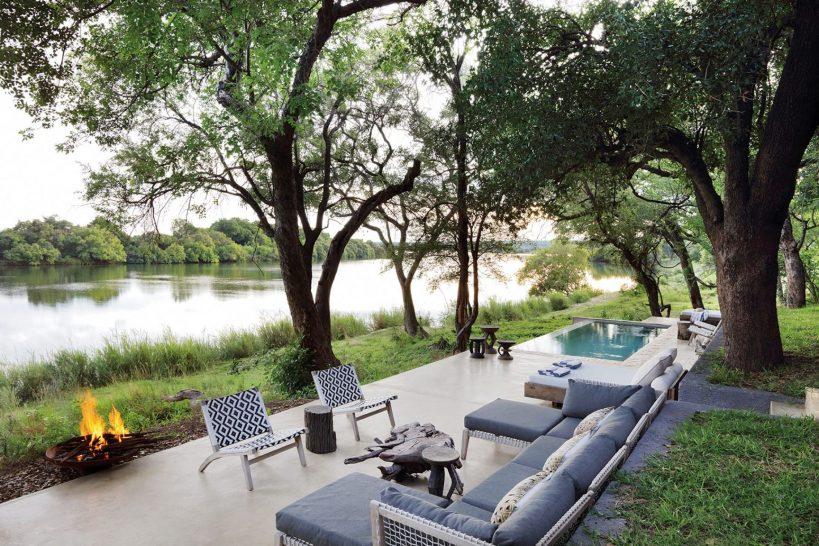 Matetsi Riverhouse Outdoors