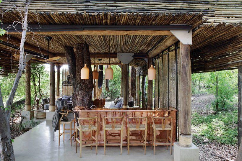 Matetsi Victoria Falls Dining