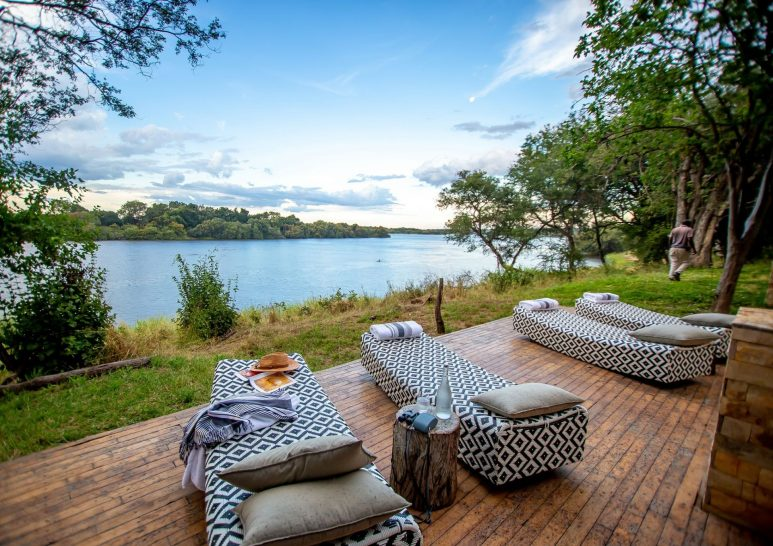 Matetsi Victoria Falls Pool Loungers