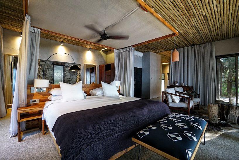 Matetsi Victoria Falls River Lodge Suite