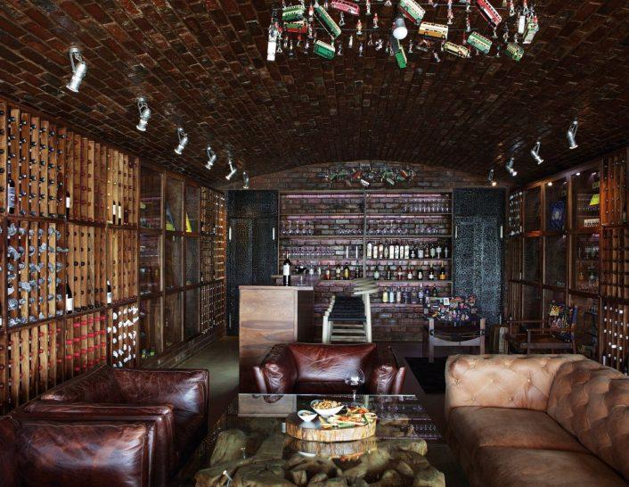 Matetsi Victoria Falls Wine Cellar