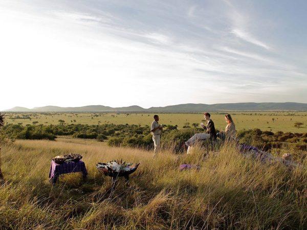 North Serengeti AndBeyond Grumeti Drinks Stop