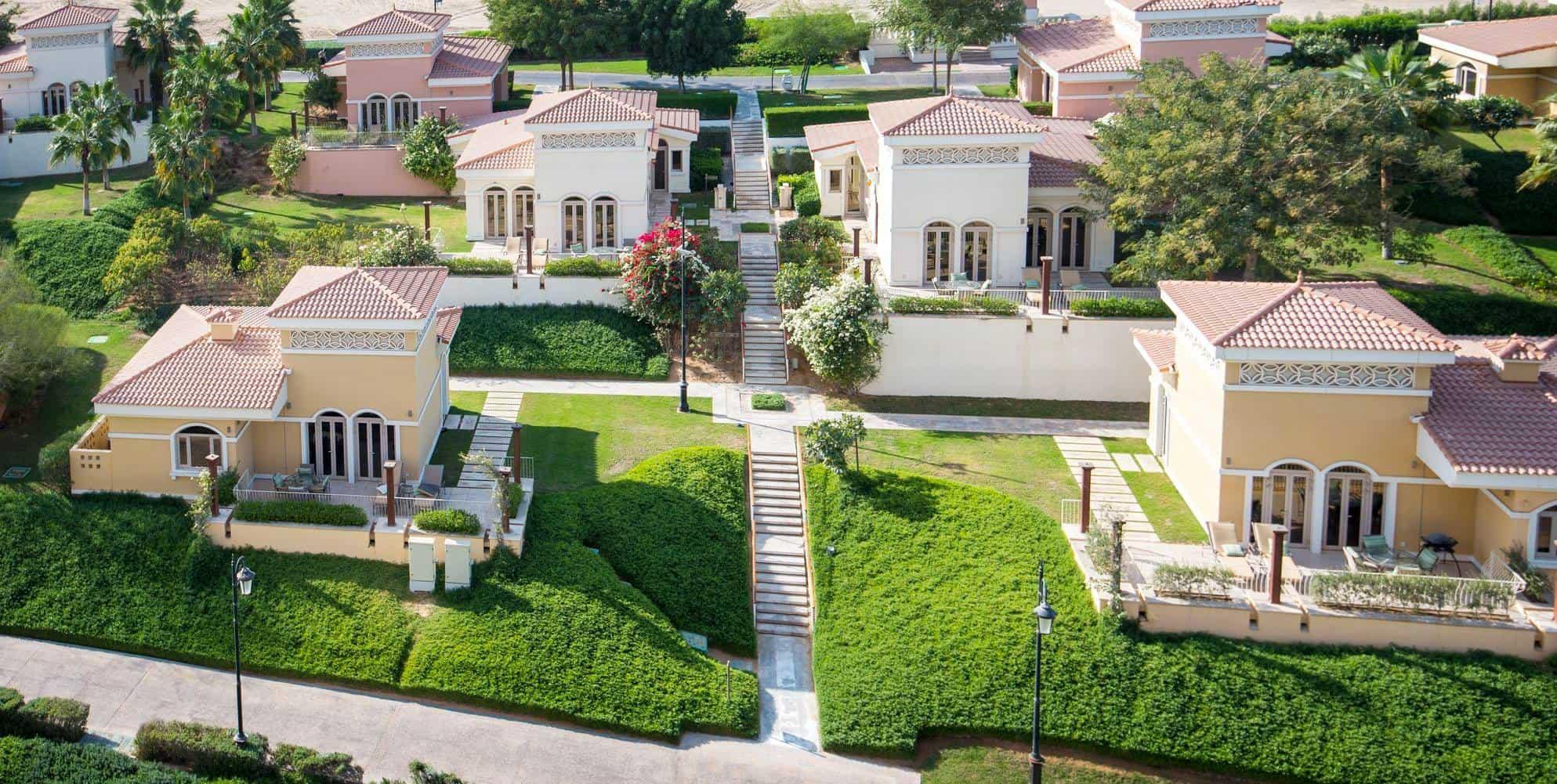 Ritz Carlton Abu Dhabi Villas