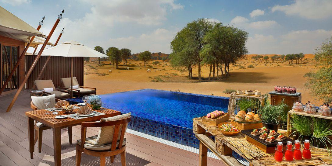 Ritz Carlton Ras Al Khaimah Al Wadi Desert Pool
