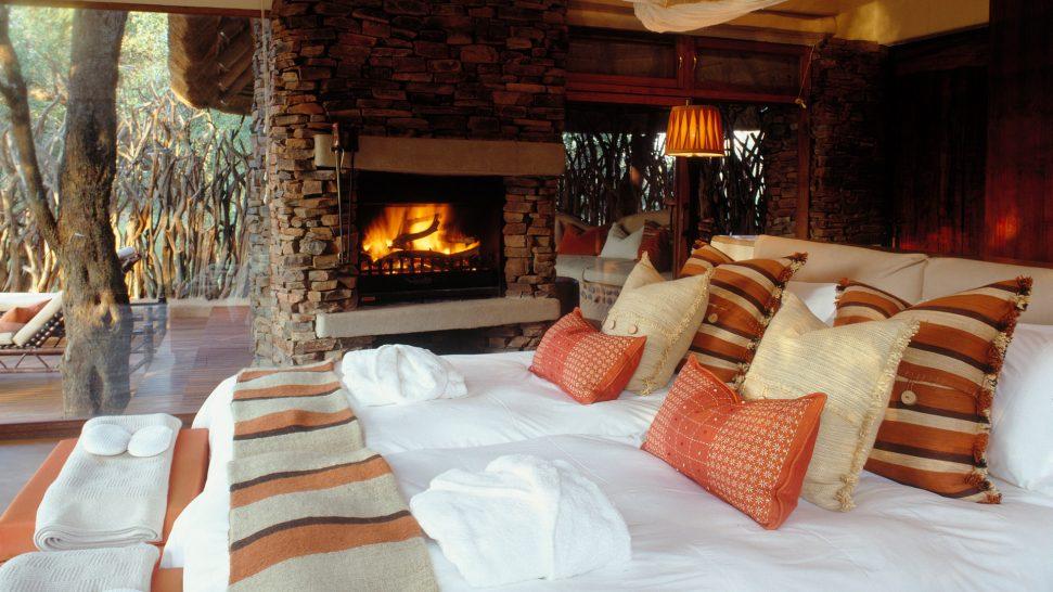 Sanctuary Makanyane Safari Lodge Bedroom