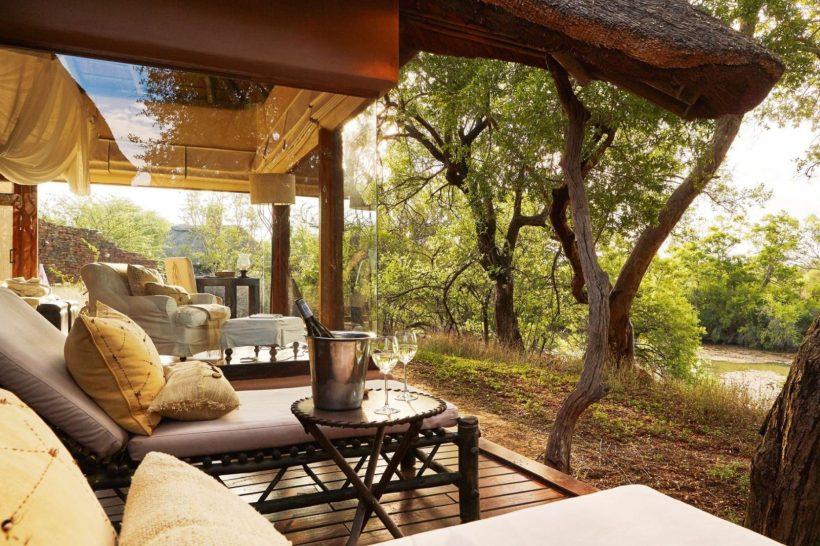 Sanctuary Makanyane Safari Lodge Suite