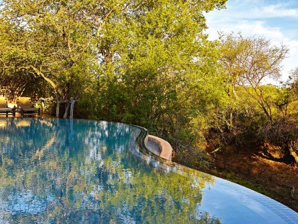 Sanctuary Makanyane Safari Lodge pool