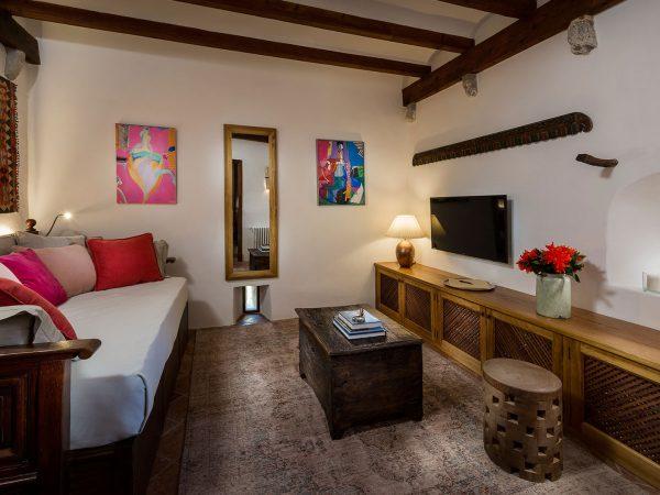 Son Bunyola Balagueret bedroom view