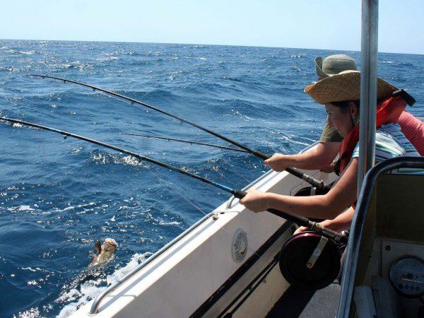 Son Bunyola Sea Fishing