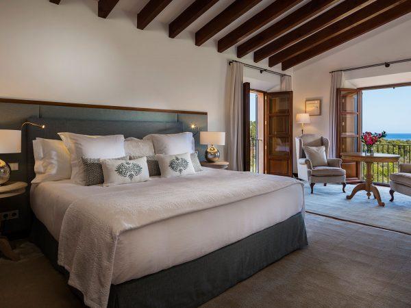 Son Bunyola Terra Rotja bedroom View