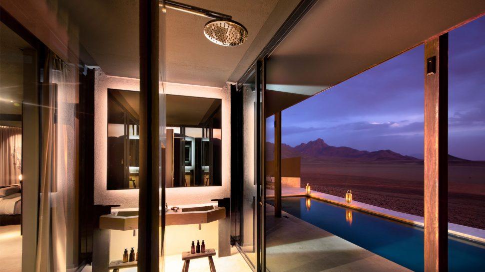 Suite Bathroom andBeyond Sossusvlei